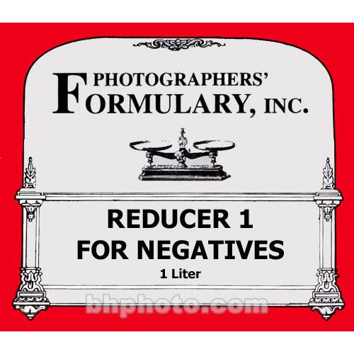 Photographers' Formulary Reducer I for Black & White Film - 1 Liter