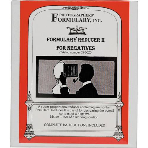 Photographers' Formulary Reducer II for Black & White Film - 1 Liter