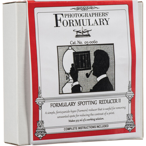Photographers' Formulary Spotting Reducer II Retouch for Black & White Paper - Makes 375ml
