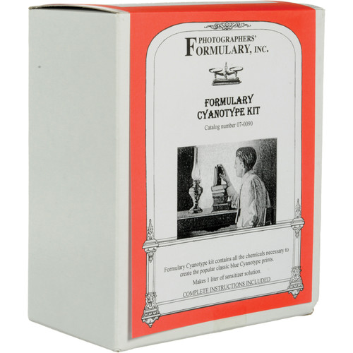 Photographers' Formulary Cyanotype Kit (Dry)