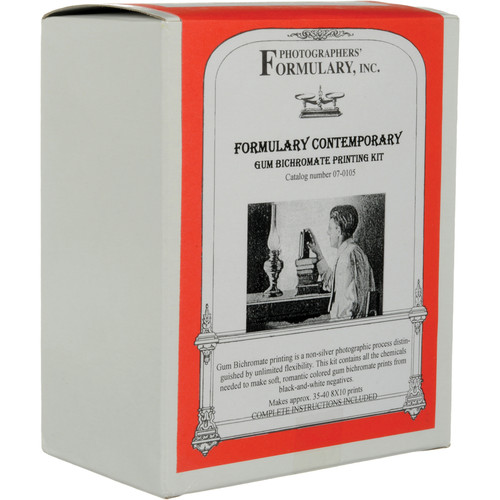 "Photographers' Formulary Contemporary Gum Printing Kit - Makes 35-40 8x10"" Prints"