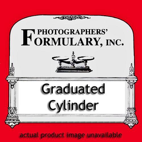 Photographers' Formulary 09-0050  Graduated Cylinder, Plastic (50ml)