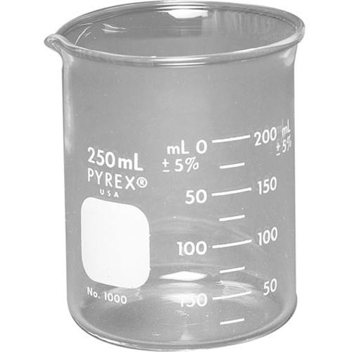 Photographers' Formulary Glass Beaker - 250ml