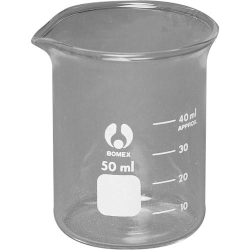 Photographers' Formulary Glass Beaker - 50ml