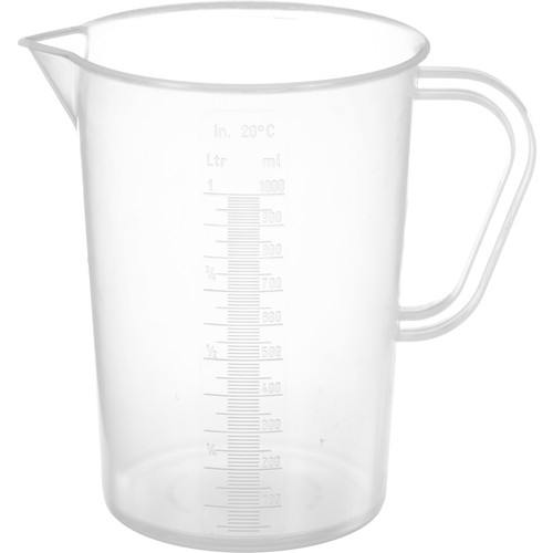 Photographers' Formulary Plastic Beaker (1000ml)