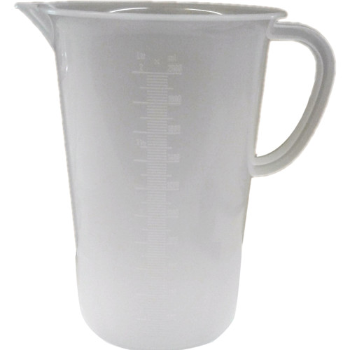 Photographers' Formulary Plastic Beaker (2000ml)