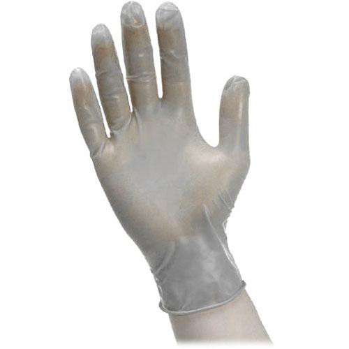 Photographers' Formulary Vinyl Gloves (Large, 50 Pack)