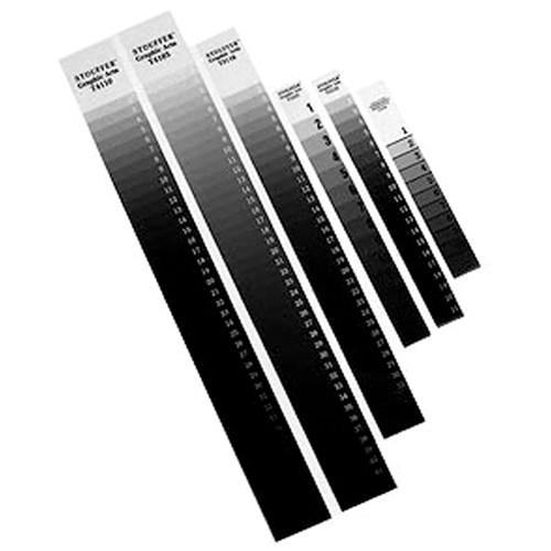 "Photographers' Formulary 09-0335  Step Wedge (4x5"")"