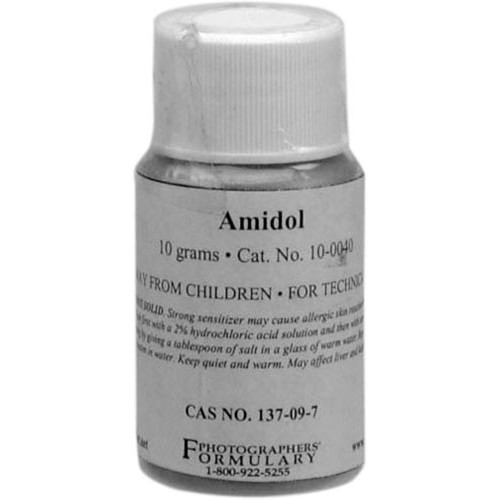 Photographers' Formulary Amidol - 10 Grams