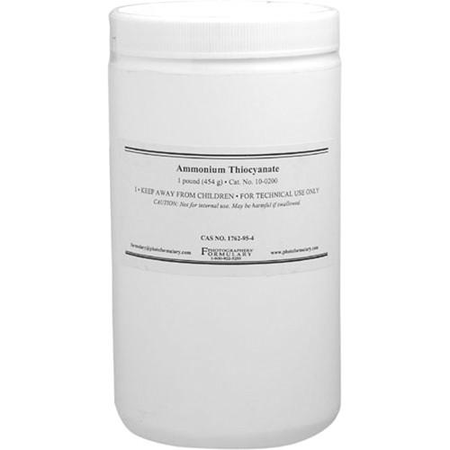 Photographers' Formulary Ammonium Thiocyanate - 1 Lb.