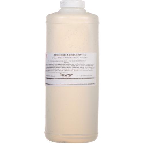 Photographers' Formulary Ammonium Thiosulfate - 1 Liter