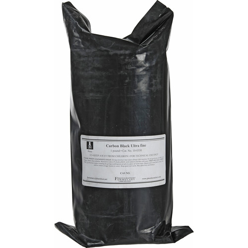 Photographers' Formulary Carbon Black (Ultra Fine, 1 lb)