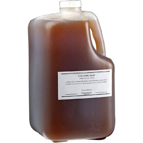 Photographers' Formulary Gum Arabic (Liquid) - 1 Gallon, 14 Baume