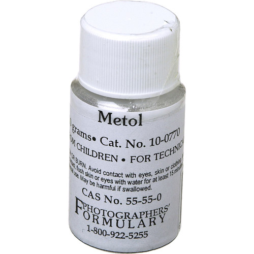 Photographers' Formulary Metol (Elon) - 10g
