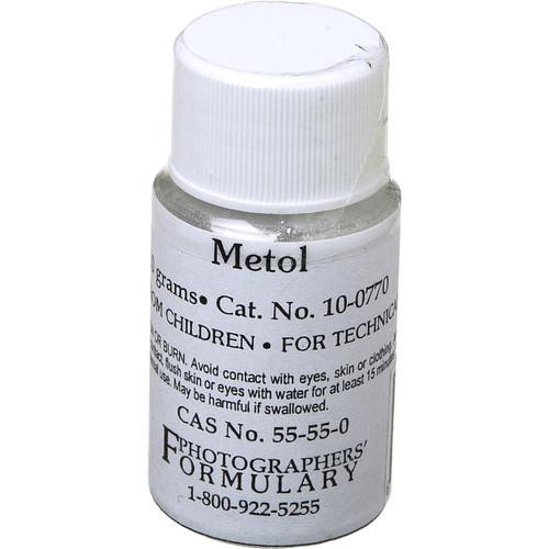 Photographers' Formulary Metol (Elon) - 10g