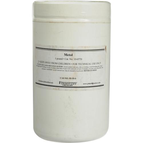 Photographers' Formulary Metol (Elon) - 1 Lb.