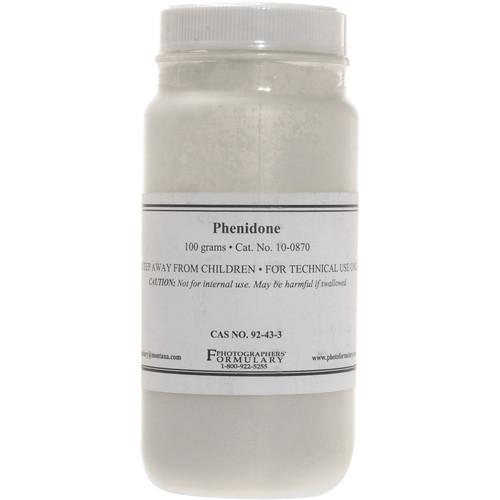 Photographers' Formulary Phenidone - 100 Grams