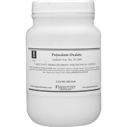 Photographers' Formulary Potassium Oxalate - 1 Lb.