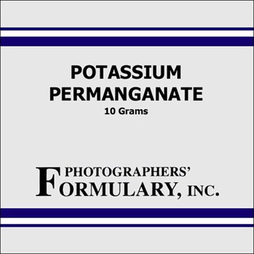 Photographers' Formulary Potassium Permanganate (10g)