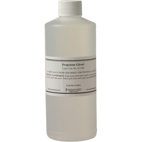 Photographers' Formulary Propylene Glycol - 1pt
