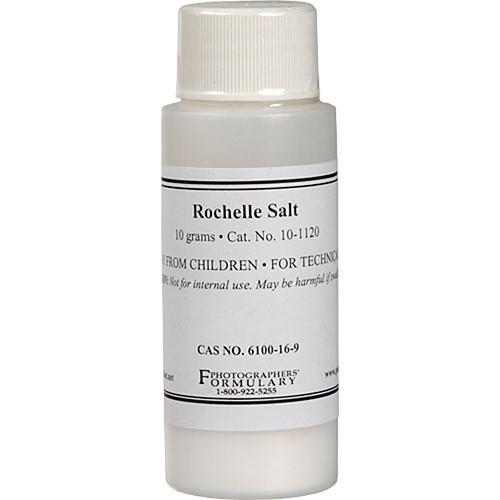 Photographers' Formulary Rochelle Salt (10g)