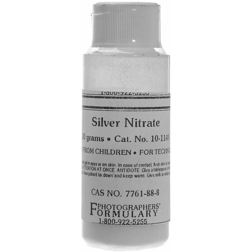 Photographers' Formulary Silver Nitrate - 100 Grams