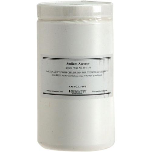 Photographers' Formulary Sodium Acetate (1 lb)