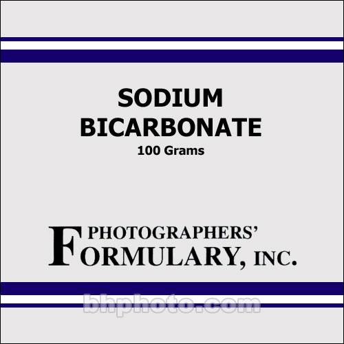 Photographers' Formulary Sodium Bicarbonate - 100 Grams