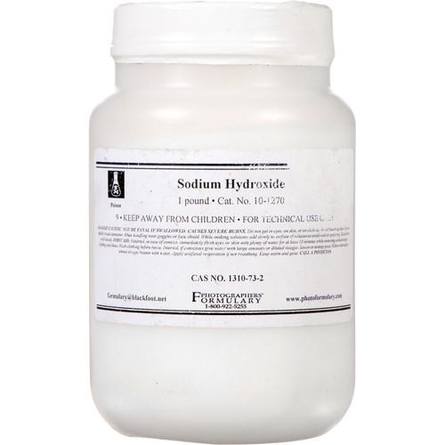 Photographers' Formulary Sodium Hydroxide (1 lb)