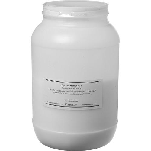 Photographers' Formulary Sodium Metaborate (Balanced Alkali, Kodalk) - 5 Lbs.
