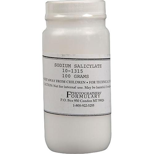 Photographers' Formulary Sodium Salicylate - 100g