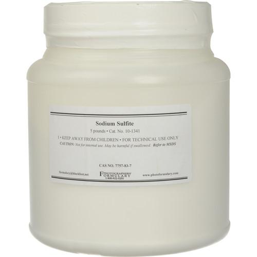 Photographers' Formulary Sodium Sulfite (Anhydrous, 5 lb)