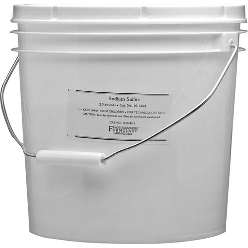 Photographers' Formulary Sodium Sulfite (Anhydrous, 20 lb)