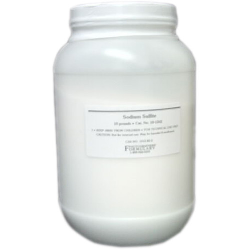 Photographers' Formulary Sodium Sulfite (Anhydrous, 50 lb)