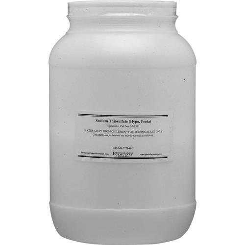 Photographers' Formulary Sodium Thiosulfate (Hypo) Penta (Prismatic Rice) - 5 lbs