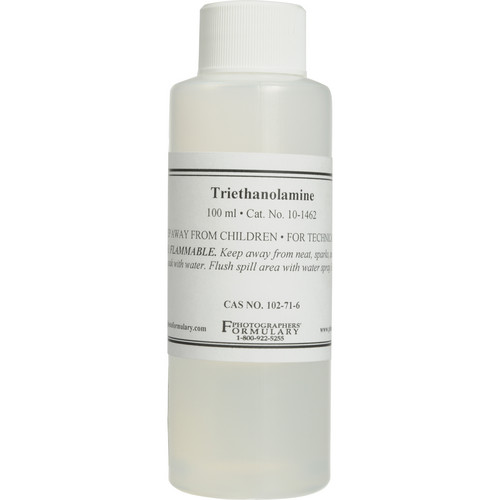 Photographers' Formulary Triethanolamine - 100ml