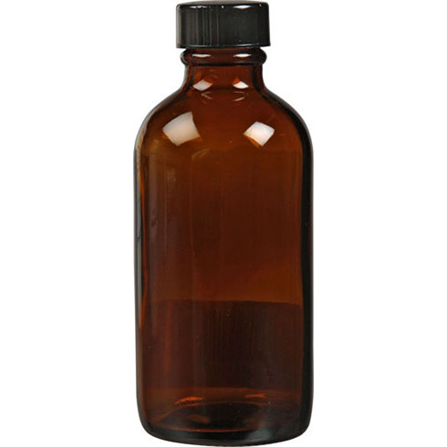 Photographers' Formulary Amber Glass Bottle with Narrow Mouth - 60ml