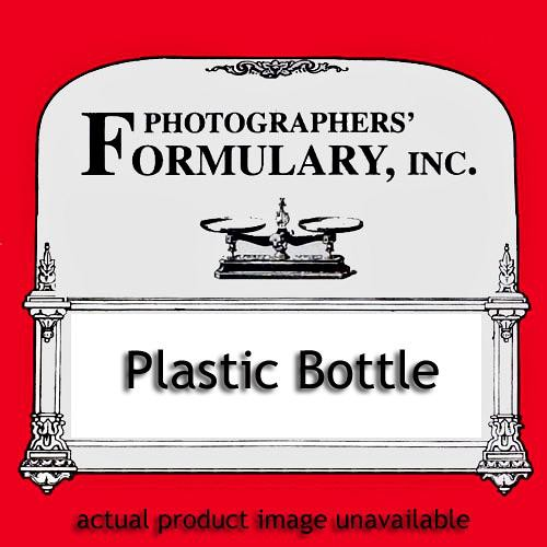 Photographers' Formulary Plastic Bottle (Clear/Natural, 125mL)