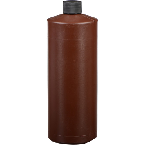 Photographers' Formulary Plastic Bottle (Amber, 1000mL)