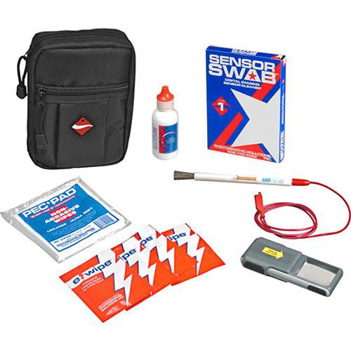Photographic Solutions Digital Survival Professional Kit with Type 1 Sensor Swabs