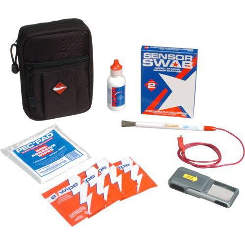 Photographic Solutions Digital Survival Professional Kit with Type 2 Sensor Swabs