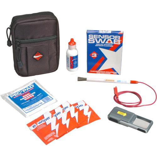 Photographic Solutions Digital Survival Professional Kit with Type 3 Sensor Swabs