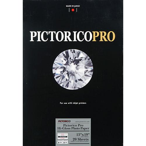 "Pictorico Pro Hi-Gloss Photo Paper (13 x 19"" - 20 Sheets)"