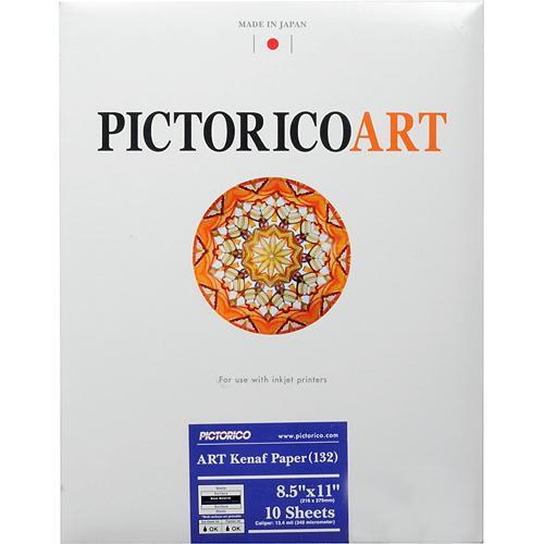 "Pictorico ART Kenaf Paper 132 (8.5 x 11"", 10 Sheets)"