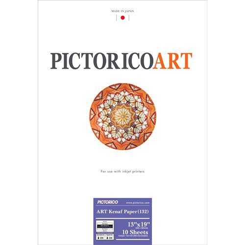 "Pictorico ART Kenaf Paper 132 (13 x 19"", 10 Sheets)"