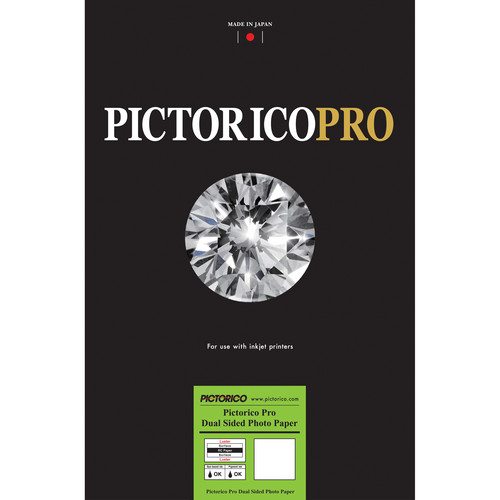 "Pictorico PRO Dual Side Photo Paper (11 x 17"", 20 Sheets)"