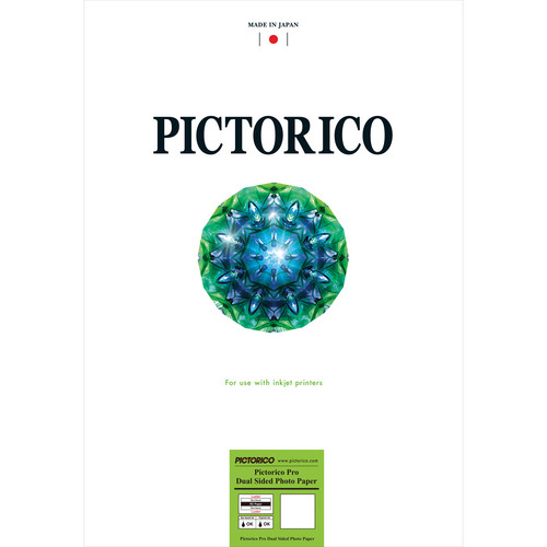 "Pictorico PRO Dual Side Photo Paper (13 x 19"", 20 Sheets)"