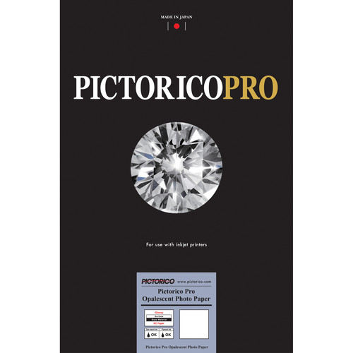 "Pictorico PRO Opalescent Photo Paper (11 x 17"", 279 x 432mm, 20 Sheets)"