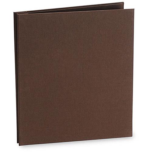 "Pina Zangaro Potrero Presentation Book (Chocolate, 11x8.5"")"