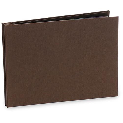 "Pina Zangaro Potrero Presentation Book (Chocolate, 8.5x11"")"